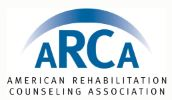 American Rehabilitation Counseling Association (ARCA)